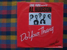 Al Hudson One Way  Do your  Thang & Copy this '7' - washed/gewaschen (Ex)