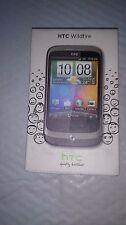 HTC Wildfire - Graphite Smartphone unlocked