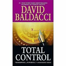 Acc, Total Control, David Baldacci, 0446604844, Book
