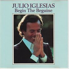 Begin The Beguine - Julio Iglesias ( CBS CD-85482 )