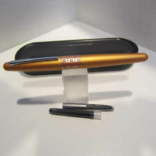 Pilot Metropolitan Fountain Pen-ORANGE MEDIUM NIB-FREE Cartridges+Converter