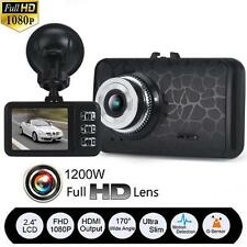 "2.4 "" Full HD 1080P Voiture DVR Vehicle Camera Video Recorder Dash Cam G-sensor"