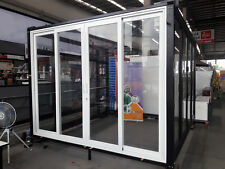Aluminum Patio Sliding Door (4 Panels)