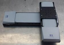 "high precision heavy load PI Physik Instrumente XY stage 4&8"" travel M521.DD"