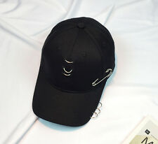New Kpop 2NE1 CL GOT 7 WINNER GD Ring Design Snapback Men's Hat Baseball Cap
