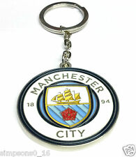 Manchester City Key Ring Official Football Gifts