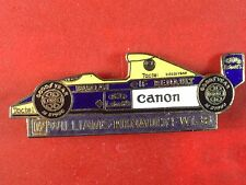 pins pin car canon elf  renault williams f1