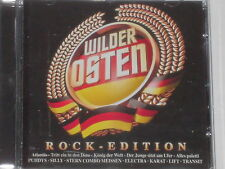WILDER OSTEN - ROCK - EDITION - (Puhdys, Silly, Stern Combo Meissen) CD