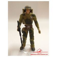 STAR WARS ACTION FIGURE. POWER OF THE FORCE. ENDOR REBEL SOLDIER. KENNER 1997