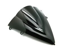 SMOKE BLACK DOUBLE BUBBLE WINDSCREEN WINDSHIELD FOR 2012-2014 HONDA CBR1000RR
