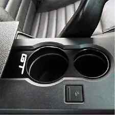 2005 2006 2007 2008 2009 Ford Mustang Black Billet Cup Holder Bezel Free Ship!