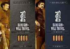 Have Gun Will Travel The Complete Fourth Season 4 Four DVD Set Series TV Show R1
