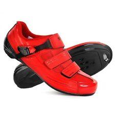 Scarpa scarpe Bici bicicletta Corsa road RP3 Shimano RP300 red cricchetto TG 44