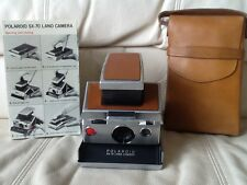 Polaroid SX-70 Instant Camera-Fully Tested&Working-Excellent-ShipsToday Priority