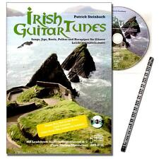 Irish Guitar Tunes mit CD, Musik-Bleistift - AMB3138 - 9783869471389