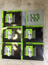 2008 Toyota CAMRY Hybrid Vehicle Service Workshop Shop Repair Manual Set W EWD