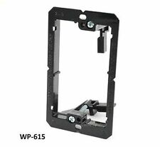 1-Gang Low Voltage Mounting Bracket for Walls and Wall Plates, WP-615