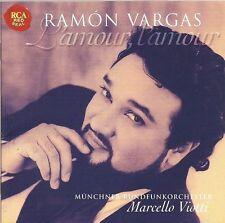 L'amour, l'amour / Ramón Vargas