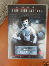 INTRODUCTION TO HONG KONG LEGENDS [DVD] - INCL. JET LI's MOVIE HITMAN BRAND NEW