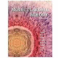 Molecular Cell Biology by Harvey Lodish 7th Edition Hardcover (English)
