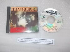 CD Rock Timbuk 3 - Edge Of Allegiance (12 Song) I.R.S.
