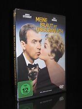 DVD MEINE BRAUT IST ÜBERSINNLICH - JAMES STEWART + KIM NOVAK + JACK LEMMON * NEU