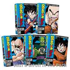 DragonBall Dragon Ball Complete Series Seasons 1 2 3 4 5 Box / DVD Set(s) NEW!