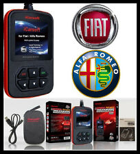 FIAT & ALFA ROMEO Diagnostic Scanner Tool Code Reader iCARSOFT i950 ABS SRS SCAN