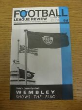04/03/1967 Football League Review: Number 28 - Football League Cup Final Special