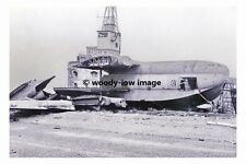 rp17590 - Princess Flying Boat being scrapped at Calshot - photo 6x4
