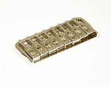 Hipshot Fixed Bridge 8 String 0.175 Floor Nickel 41085N - Auth Dealer