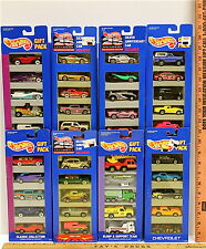 Hot Wheels Lot Chevrolet Ford Classic Dream Car Blimp Support 5 Packs 1991-1993