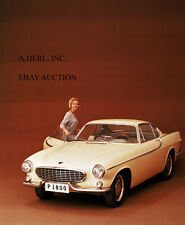 Volvo P 1800 - 1961 press campaign –photo photograph automobile photo