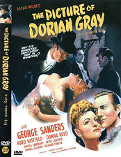 Oscar Wilde The picture of Dorian Gray George Sanders Angela Lansbury (NEW) DVD