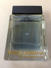 DOLCE & GABBANA THE ONE GENTLEMAN 3.4 OZ EDT SP UNBOXED
