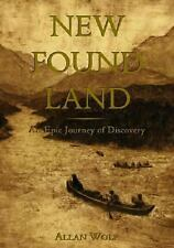 New Found Land: Lewis & Clark's Voyage of Discovery-ExLibrary