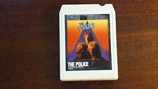 THE POLICE-Zenyata Mondatta-8 Track Tape-A&M 8T-4831