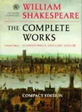 William Shakespeare: The Complete Works (The Oxford Shakespeare)