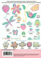 Bugs Anita Goodesign Embroidery Design cd   CD ONLY