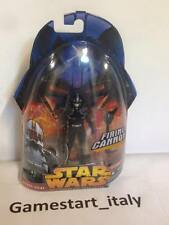 ACTION FIGURE - CLONE PILOT FIRING CANNON - STAR WARS REVENGE OF THE SITH - NEW