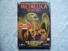 """METALLICA - """"SOME KIND OF MONSTER"""" - DOUBLE DVD SEALED"""