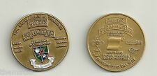 ARMY 3RD BATALLION 75TH RANGER MILITARY COLOR BRONZE CHALLENGE COIN