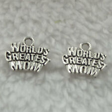 Free Ship 560 pieces tibet silver crown charms 14x12mm #347