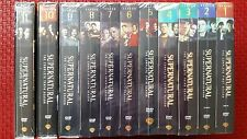 SUPERNATURAL THE COMPLETE SEASON 1-11 COLLECTION: NEW FREE SHIPPING