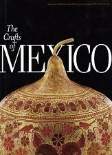 Crafts of Mexico-ExLibrary