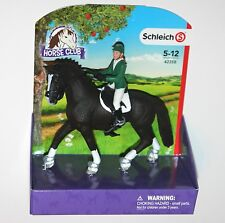 Schleich Farm - SHOWJUMPER Figure & Horse SET - 42358 *New*