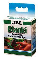 Jbl blanki (Acuario Pecera De Vidrio Limpiador De Algas Scrubs Panel no Magnético)