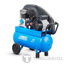 ABAC COMPRESSORE PROFESSIONALE A CINGHIA PRO A29B 50 CM2 50L MOTORE MONOFASE 2HP