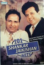101 Shankar Jaikishan Hits - Bollywood Songs DVD ALL/0, 101 Songs In 3 DVD Set