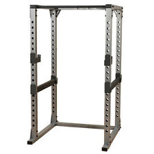 Body Solid GPR378 Power Rack Strength Training Equipment w/ 800 lb capacity